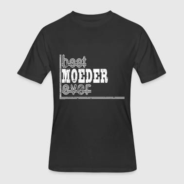Best Moeder Netherlands Mom - Men's 50/50 T-Shirt
