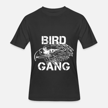 new arrivals 3220e 8bcb5 Bird Gang Eagle Philadelphia Underdogs Men's Premium T-Shirt ...