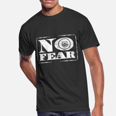 Police Graduation Police Academy Graduation Gifts No Fear Police Gift - Men's 50/50 T-Shirt