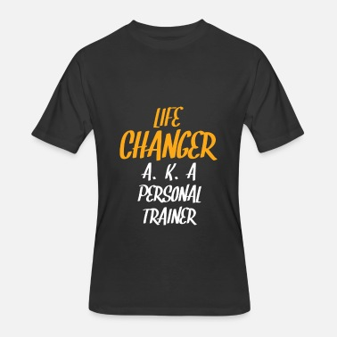 Personal Training Personal Train Design Life changer - Men's 50/50 T-Shirt