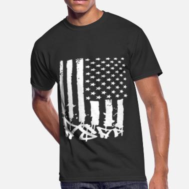 f1d3fee80cb Asap Asap Rocky White Flag Mob Squad Kanye Bi Sean Tou - Men  39 . Men s  50 50 T-Shirt