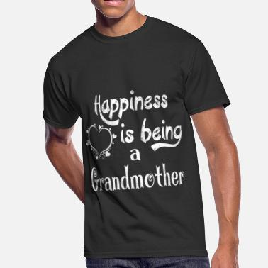 happiness is being a grandpa t shirts - Men's 50/50 T-Shirt