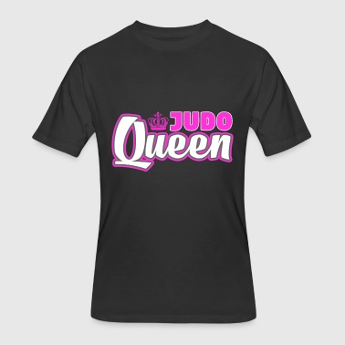 Wrestle Judo Judo Queen Grappling Wrestling Roll - Men's 50/50 T-Shirt