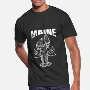 Maine Lobster Maine Lobster - Men's 50/50 T-Shirt