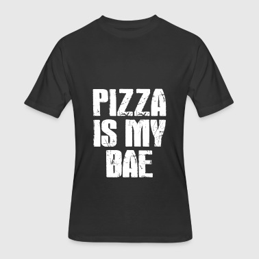 Pizza is my Bae - Men's 50/50 T-Shirt