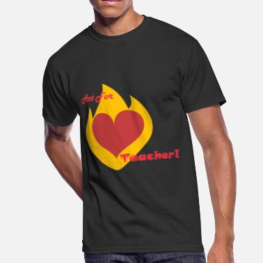 Hot Teacher hot for teacher - Men's 50/50 T-Shirt
