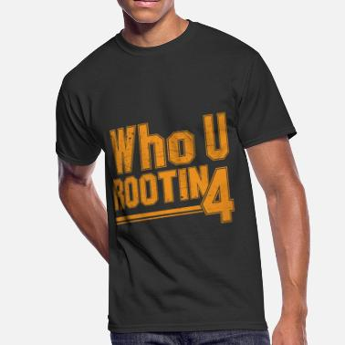 The Bloody Beetroots Root T - shirt - Who you rooting for? - Men's 50/50 T-Shirt