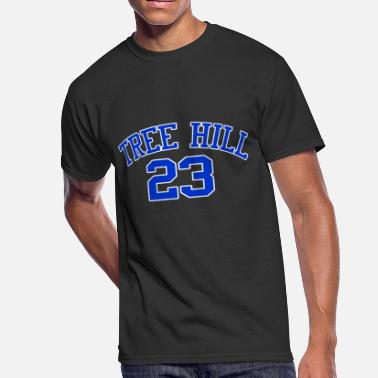 Tree Hill TREE HILL BASKETBALL - Men's 50/50 T-Shirt