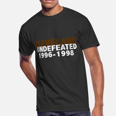Undefeated CLEVELAND UNDEFEATED SHIRT - Men's 50/50 T-Shirt