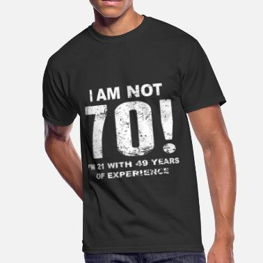 The Birth Of Legends 1948 70th Birthday T Shirts Mens Funny Shirt 70 Year Old Gift
