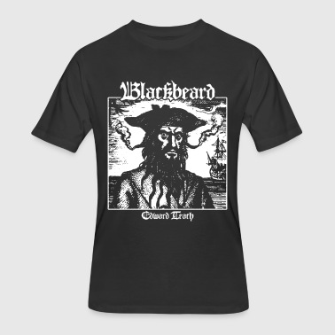 Kids Caribbean Blackbeard Edward Teach Pirates of the Caribbean P - Men's 50/50 T-Shirt