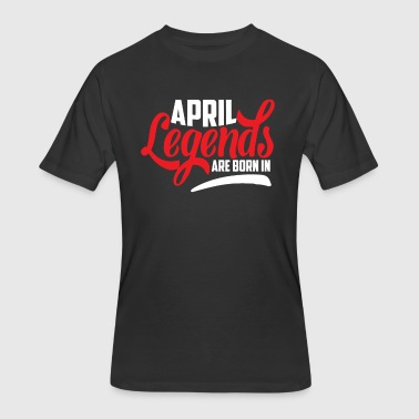 APRIL - Men's 50/50 T-Shirt