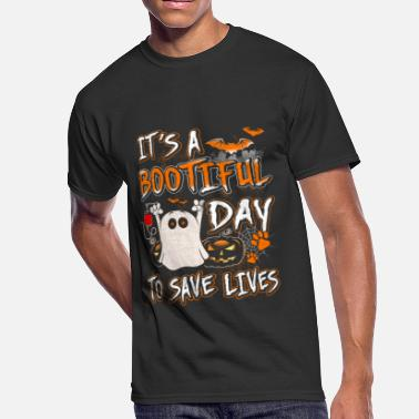 Bootiful It's A Bootiful Day To Save - Men's 50/50 T-Shirt