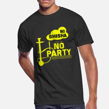 Orienteering Merchandise Shisha Water-Pipe Smoking Hookah Merchandise Gift - Men's 50/50 T-Shirt