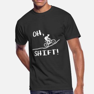 87f3b140 Funny Mountain Biking Bike Cyclist Mountain Bike Gift - Men's 50/. Men's  ...