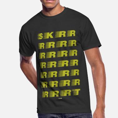 2c4b57de Gucci Mane green skrt - Men's 50/50 T-Shirt