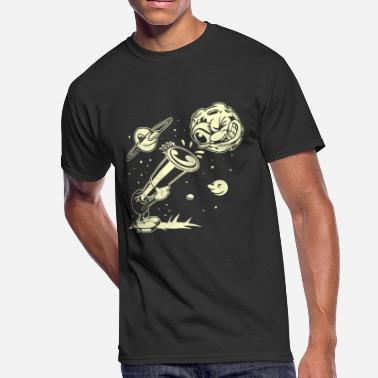 Astronomical The Astronomer - Men's 50/50 T-Shirt