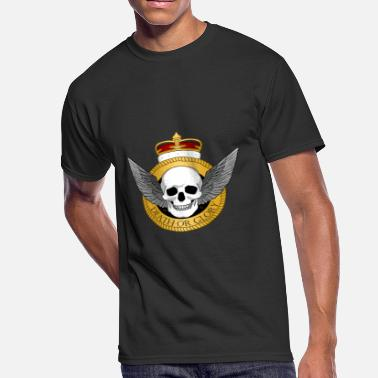 Queen's Guard Emblem - Men's 50/50 T-Shirt