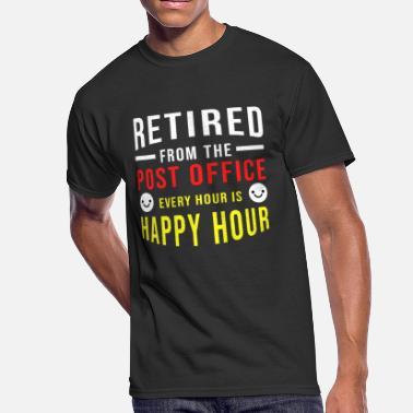 316a87451d Retirement Post Office Retired Postal Worker Gift - Men's 50/50