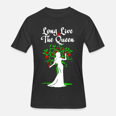 Killian Jones Live The Queen! - Men's 50/50 T-Shirt