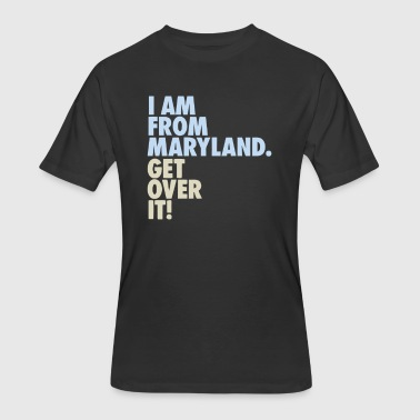 Maryland State - Men's 50/50 T-Shirt