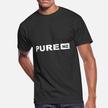 Pacific Auckland Pure NZ - New Zealand - Auckland - Wellington - Men's 50/50 T-Shirt