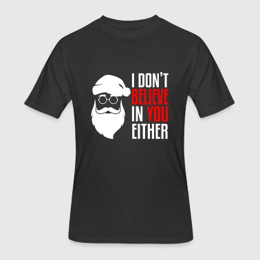 Santa Claus Christmas Santa Claus snow Santa Claus Christmas holiday - Men's 50/50 T-Shirt