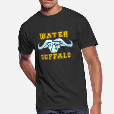 Water Buffaloes WATER BUFFALO - Men's 50/50 T-Shirt