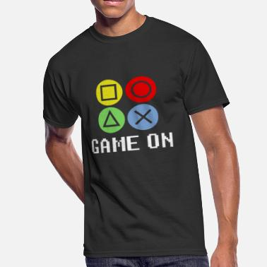 4xl Games Game on - Men's 50/50 T-Shirt