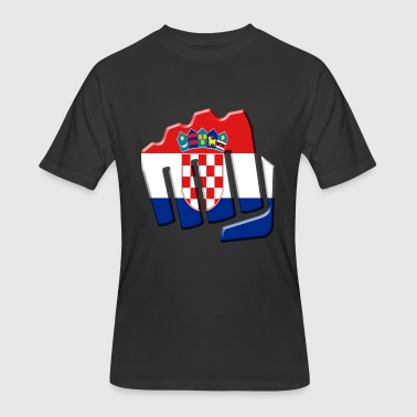 Croatia - Men's 50/50 T-Shirt