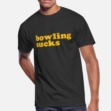 Suck Club Bowling Sucks - Men's 50/50 T-Shirt