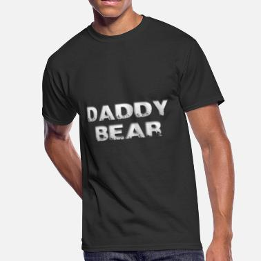Dirty Daddy DADDY BEAR - Men's 50/50 T-Shirt
