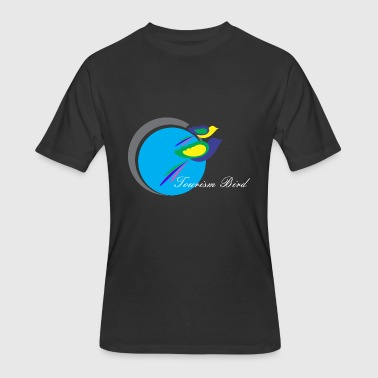 Tourism Bird - Men's 50/50 T-Shirt