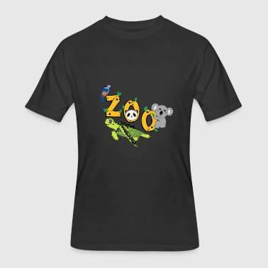 Zoo - Men's 50/50 T-Shirt