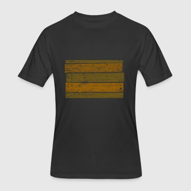 wood - Men's 50/50 T-Shirt