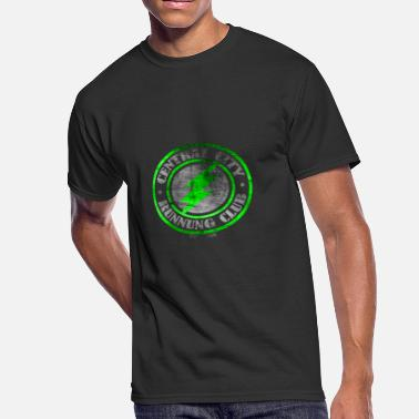 City Club Central City Running Club - Men's 50/50 T-Shirt