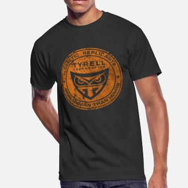 Genetic Replicants - More Human Than Human - Men's 50/50 T-Shirt