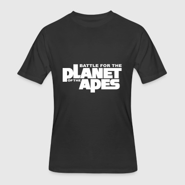 Apes Planet Battle For The Planet Of The Apes - Men's 50/50 T-Shirt