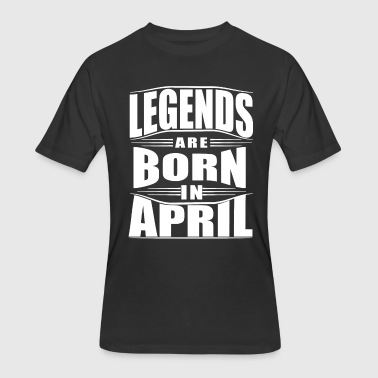 Aprils APRIL - Men's 50/50 T-Shirt