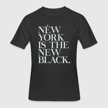 New York Is The New Black - Men's 50/50 T-Shirt