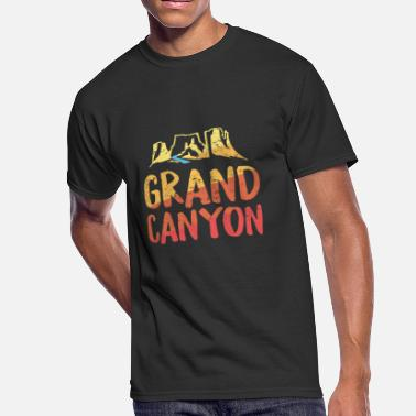 Retro Souvenir Grand Canyon TShirt Retro Arizona Vacation Souvenir - Men's 50/50 T-Shirt