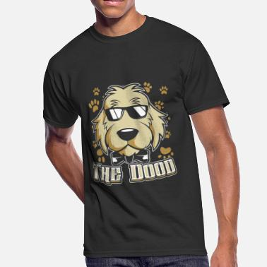 The Dood The Dood Cool - Men's 50/50 T-Shirt