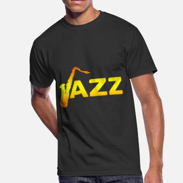 Solo Jazz Jazz - Men's 50/50 T-Shirt