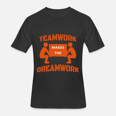 Teamwork Teamwork - Men's 50/50 T-Shirt