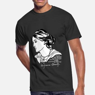 Woolf Woolf Quote - Men's 50/50 T-Shirt