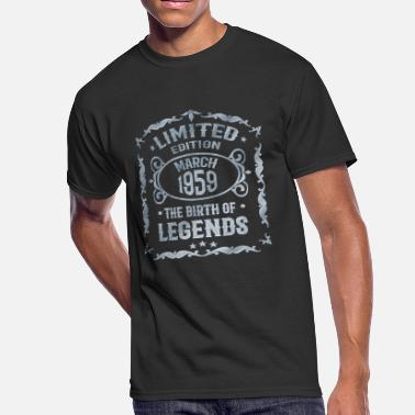Shop 60th Birthday T Shirts Online Spreadshirt