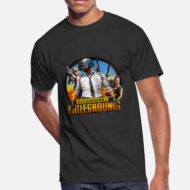 Playerunknown Playerunknowns battlegrounds t-shirts and clothing - Men's 50/50 T-Shirt