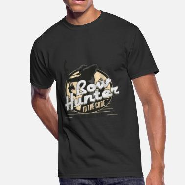 Bow Hunting Bow Hunting to the core Tee - Men's 50/50 T-Shirt