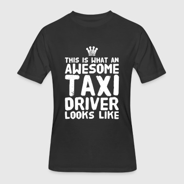 Punkx Taxi driver - This is what an awesome taxi drive - Men's 50/50 T-Shirt