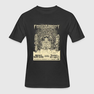 Fright night - Fright nigh with your peter vince - Men's 50/50 T-Shirt